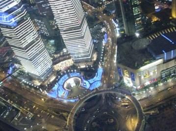 上海タワーディナー