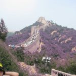 Great Wall of China 万里の長城