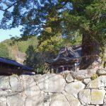 荒穂神社、本福寺、老松神社