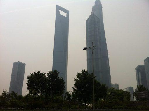 上海タワー  Shanghai Tower