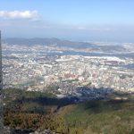 皿倉山&国見岩(北九州市八幡)