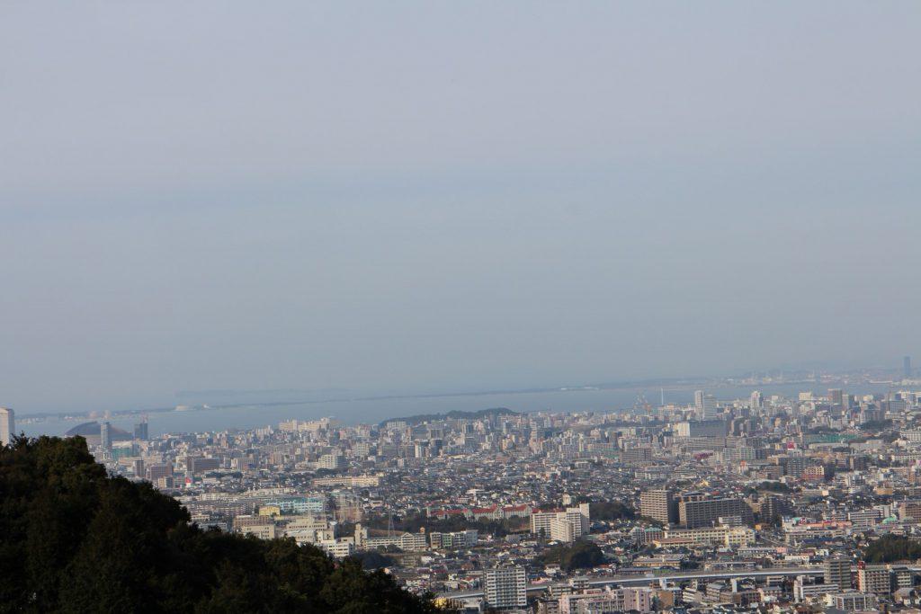 左端が福岡ドーム