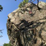 岩石山 がんじゃくやま(赤村)