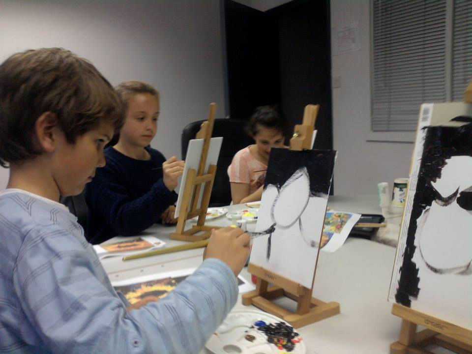 Arts Classes for Adulits and Children