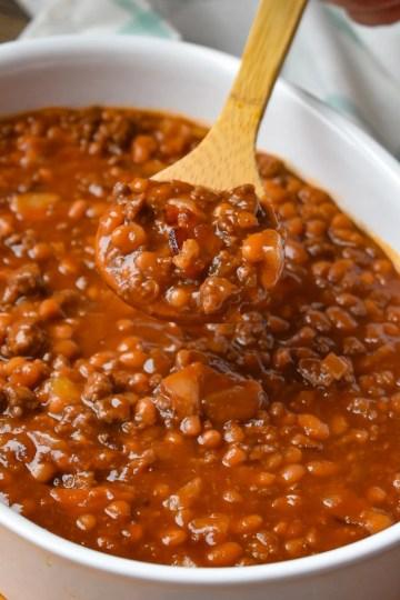 Best Ever Baked Beans