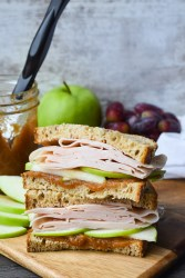 Apple Orchard Sandwiches
