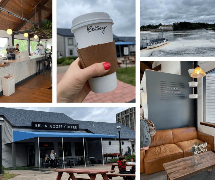 Wisconsin Dells Bella Goose Coffee