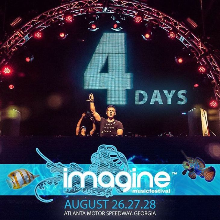 Imagine Festival - 4 Days Away
