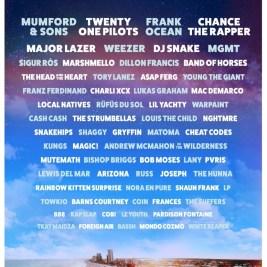 Hangout Music Festival 2017