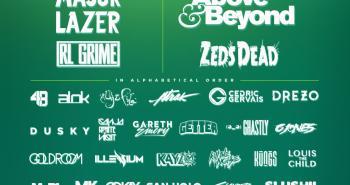 Sunset Music Festival 2017 Lineup