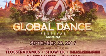 Global Dance 2017 Phase 1 Lineup