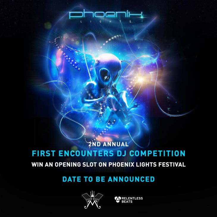 Phoenix Lights 2018 First Encounters DJ Competition