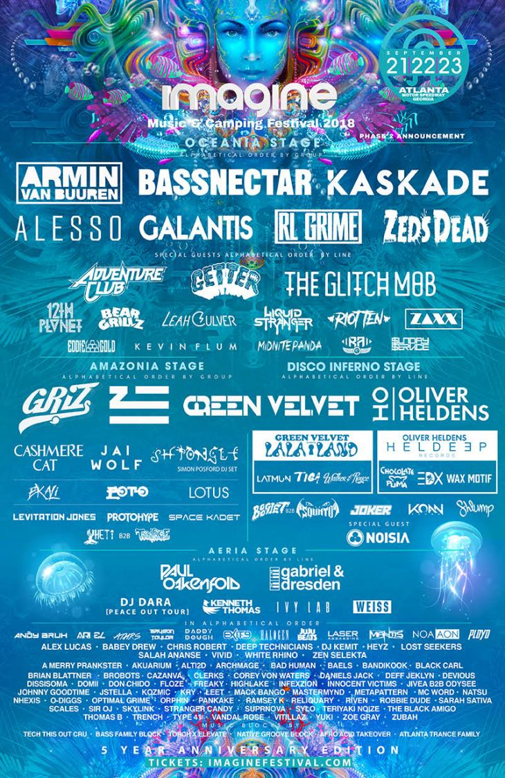 Imagine 2018 Phase 2