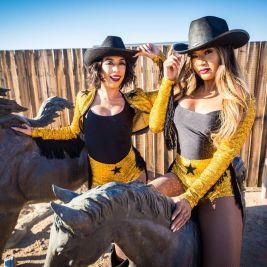 Goldrush 2018 Girls