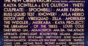 Sonic Bloom 2019 Lineup
