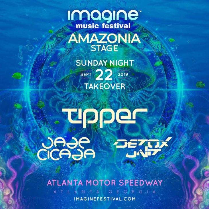 Imagine Music Festival 2019 Tipper Takeover
