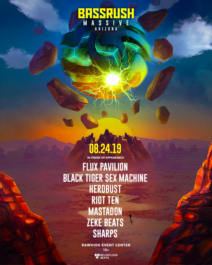 Bassrush Massive Arizona 2019