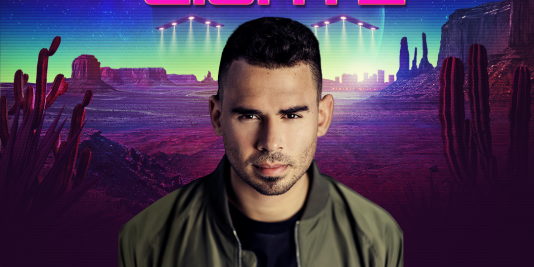 Afrojack Phoenix Lights 2020 Announcement