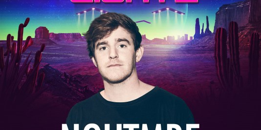 NGHTMRE Phoenix Lights 2020 Announcement