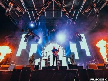 San Holo at Phoenix Lights 2019