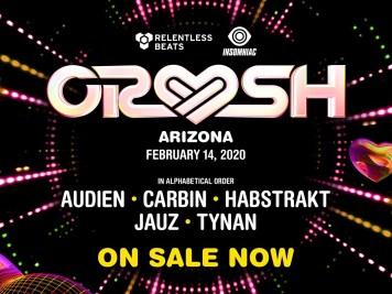 CRUSH AZ 2020 Lineup