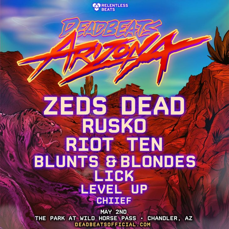 Deadbeats Arizona 2020