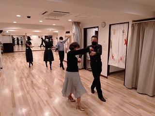 アクト池袋(火)初心者Ⅰクラス 1月レポート