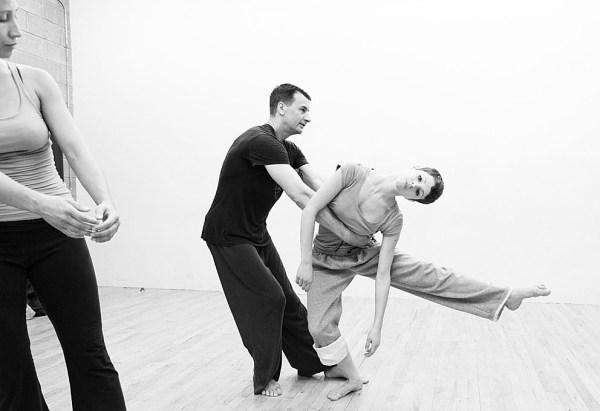 Современные танцы - Фото