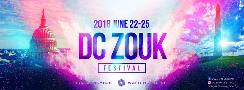DC Zouk June 22-25 2018