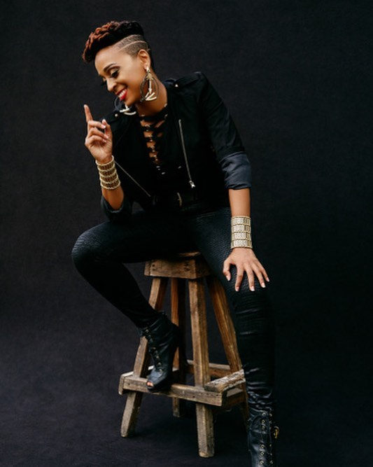 IN PICS: The Gorgeous Alaine