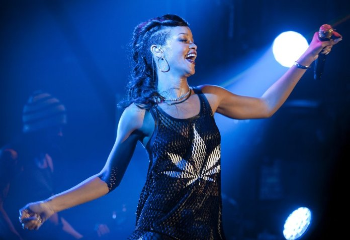 Rihanna Has Reportedly Considered Over 500 Songs For Upcoming Dancehall Album