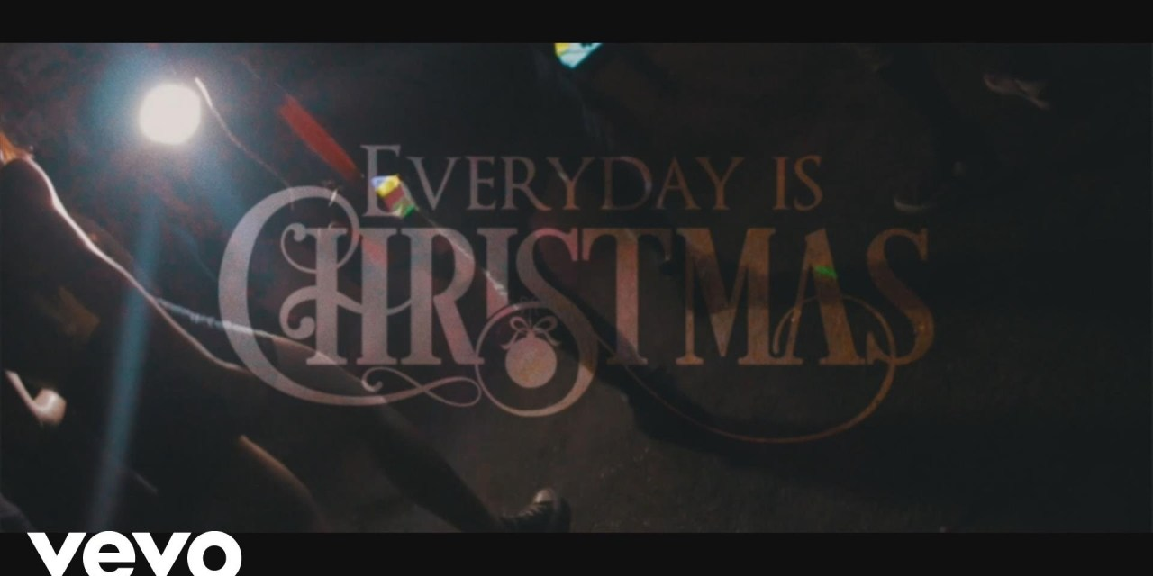 VYBZ KARTEL – EVERYDAY IS CHRISTMAS
