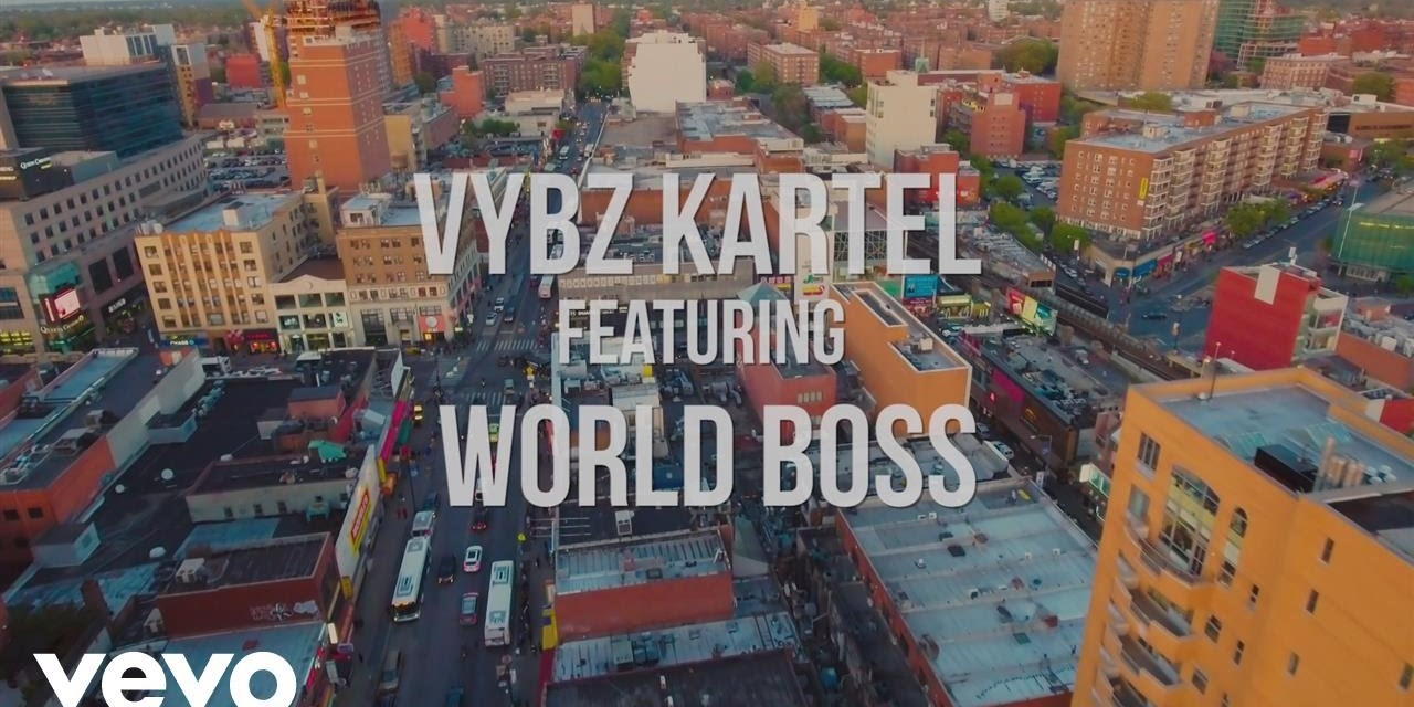 Vybz Kartel – I've Been In Love With You