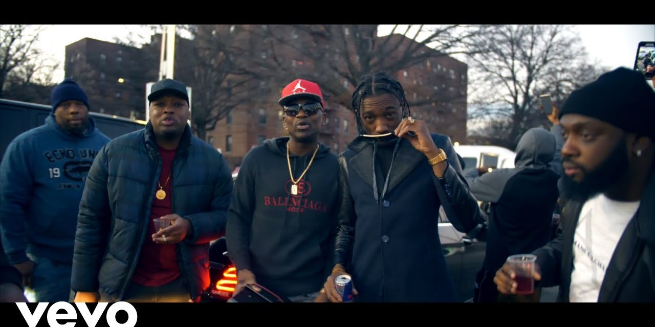 Busy Signal – Dolla Van – Official Music Video