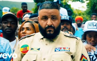 DJ Khaled ft. Buju Banton, Sizzla, Mavado, 070 Shake  – Holy Mountain – Official Music Video