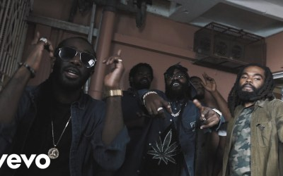 Sizzla, Chino, Tarrus Riley, Dre Island – Every Nation – Official Music Video