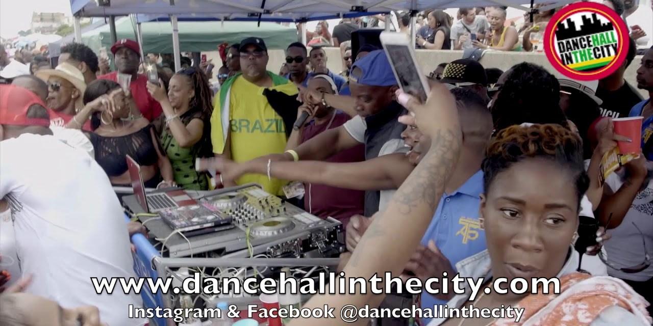 Reggae Dancehall on Clacton Beach 2019