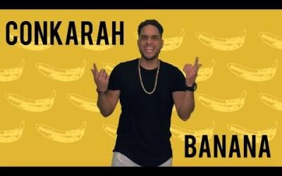 Conkarah ft. Shaggy – Banana – Official Music Video