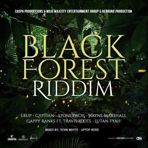 BLACK FOREST RIDDIM [FULL PROMO] - CASPA PRODUCTIONS - 2018