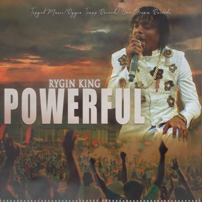 RYGIN KING - POWERFUL - RYGIN TRAPP RECORDS - 2018