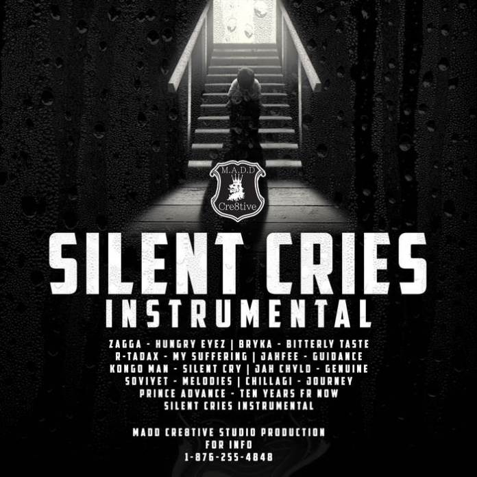 SILENT CRIES INSTRUMENTAL [FULL PROMO] – M.A.D.D CRE8TIVE STUDIO PRODUCTION – 2018