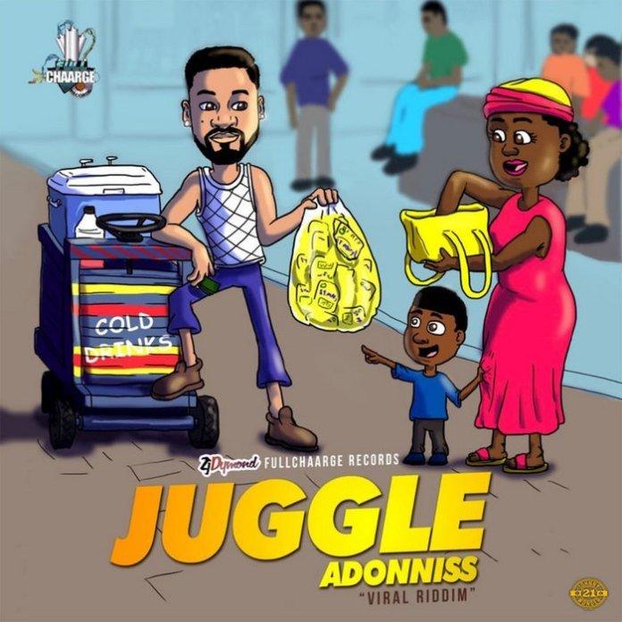 ADONNISS – JUGGLE – ZJ DYMOND _ FULL CHAARGE – 2019