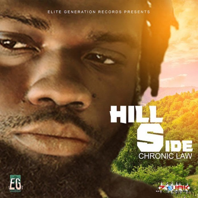CHRONIC LAW – HILL SIDE – ELITE GENERATION RECORDS – 2019
