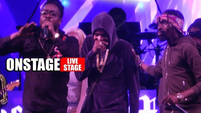 Beenie Man, Tommy Lee, Sean Kingston, Munga Honorable Live at Portmore Music Fest 2018