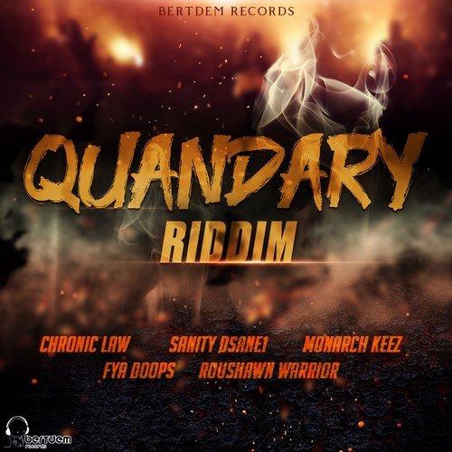 QUANDARY RIDDIM [FULL PROMO] - BERTDEM RECORDS - 2019