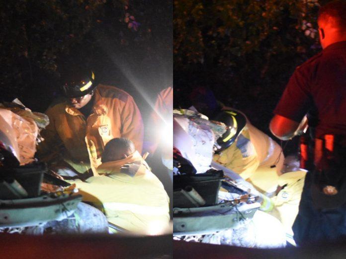 'Gunmen' k**l man in St Ann, but getaway car crashes, killing 2 of them