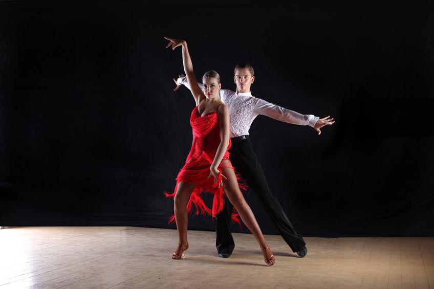 Danse sportive latine et standard