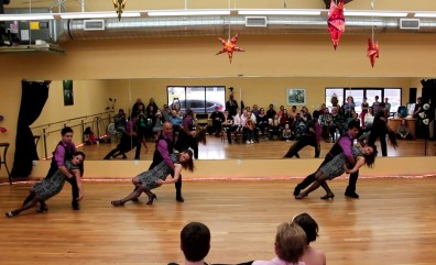 Salsa Team Performance - Impulso Salsa Dance Team