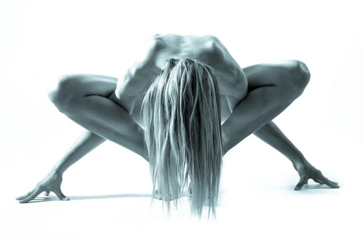 Yoga classes north austin - woman