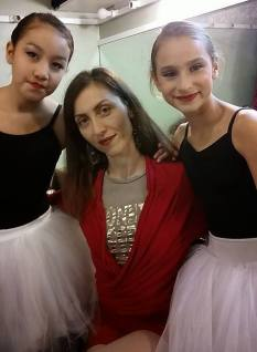 Recital 2015 Layla and Isa